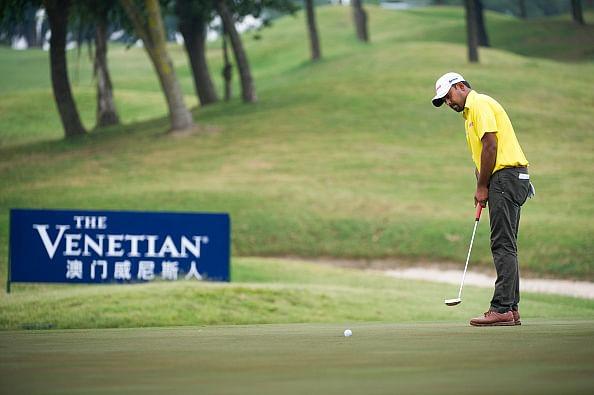 Anirban Lahiri wins Venetian Macau Open with a gallant 66 on final day