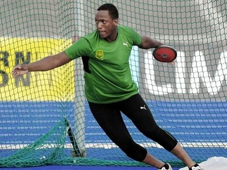 Jamaican discus thrower Traves Smikle banned for two years