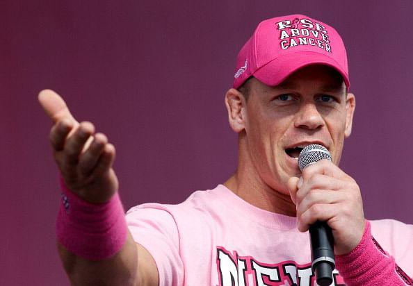Wrestler John Cena to star in TV series outside WWE