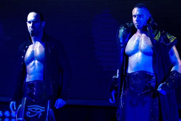 Big update on top NXT tag team, Main event set for next week's Raw