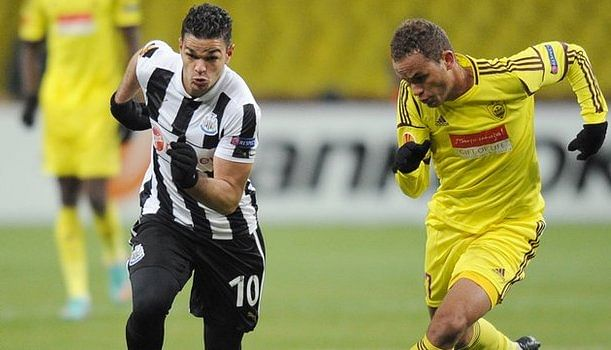 Did Alan Pardew ever give Hatem Ben Arfa a fair chance?