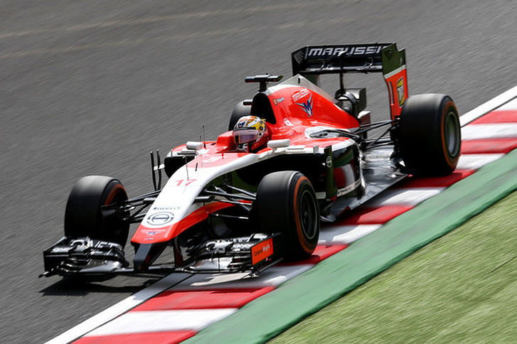Marussia follows Caterham into administration