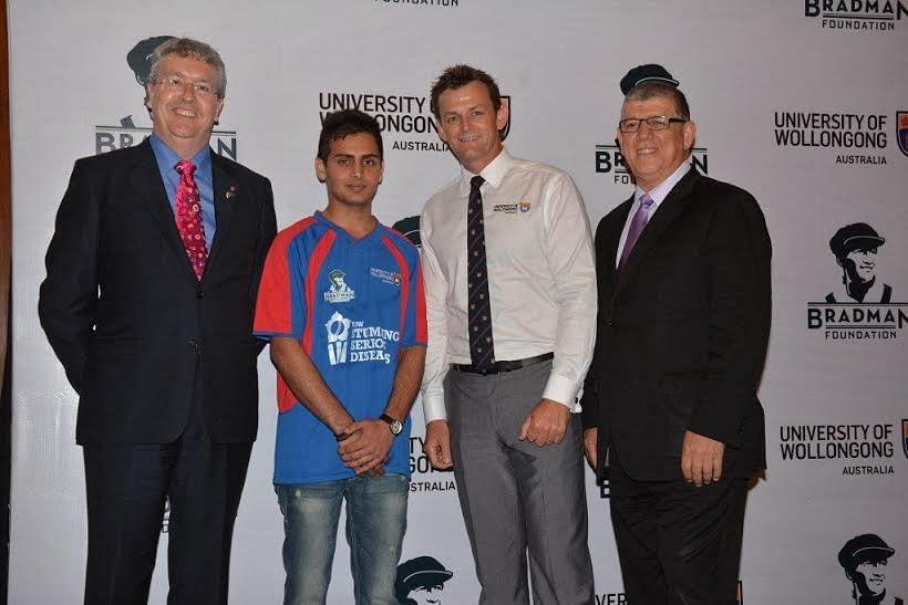 Adam Gilchrist announces next India's Bradman scholarship cricketer
