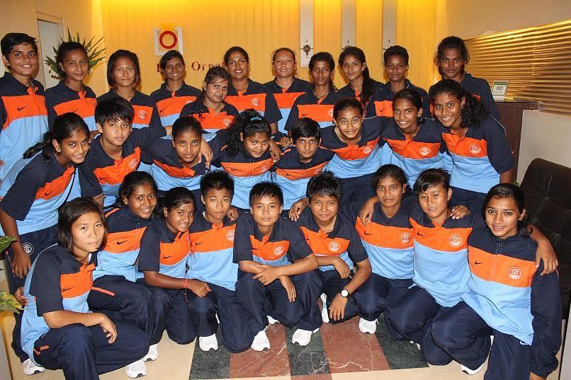 AFC U-16 qualifiers: India U-16 Women's team reach Dhaka