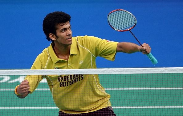 Ajay Jayaram's Dutch Open win sees his world ranking jump two spots to 66th