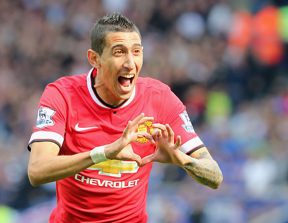 Manchester United winger Angel Di Maria deemed fit for Chelsea clash
