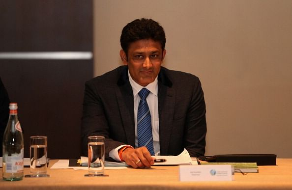 Anil Kumble backs 'Road to Safety' campaign