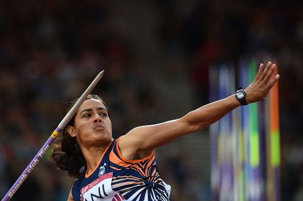 Asian Games: Annu Rani clinches bronze in women's javelin throw