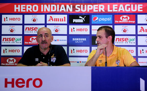 We failed to score a second goal: Atletico de Kolkata coach Antonio Lopez