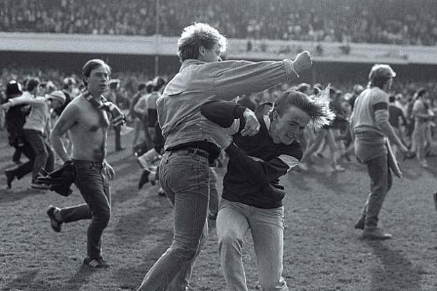 Football hooliganism: Britain's cold sore is a cause for global concern