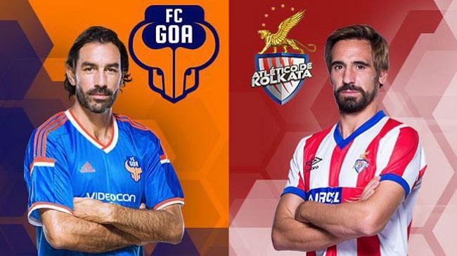 ISL: FC Goa v Atletico de Kolkata - Live tweets and commentary