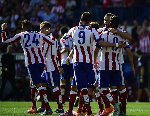 Atletico Madrid without Tiago for key Champions League clash