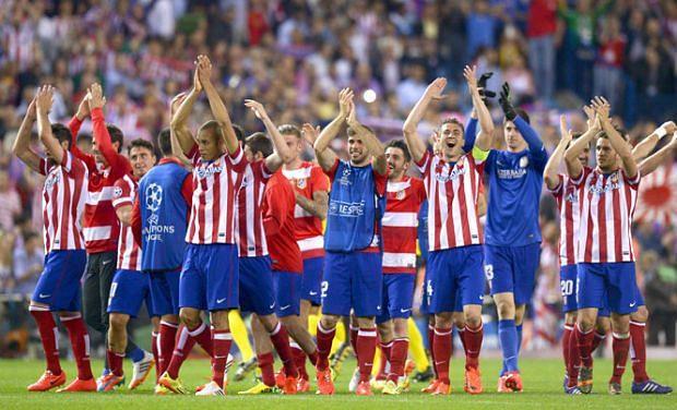 Official La Liga Best XI for 2013/14 season chosen by LFP reporters