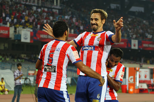 ISL: Atletico de Kolkata play out a 1-1 draw against Kerala Blasters at home; stay on top of the table