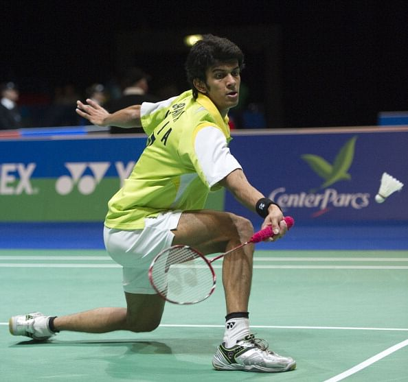 Ajay Jayaram enters Dutch Open quarters