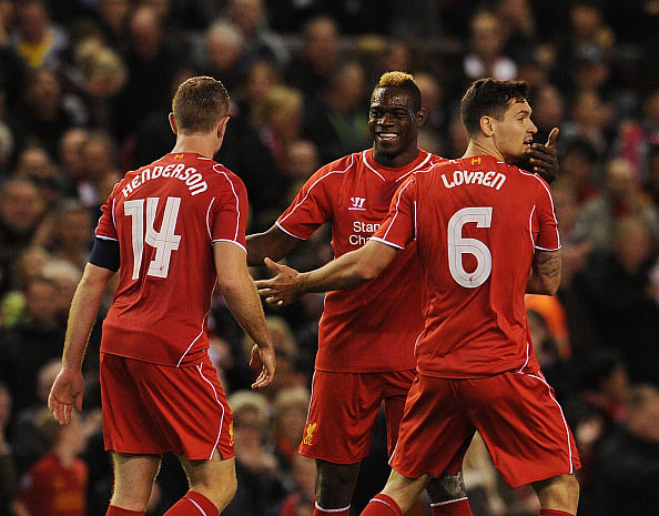 Highlights: Liverpool clinch 95th minute come-from-behind win to beat Swansea 2-1 in Capital One Cup