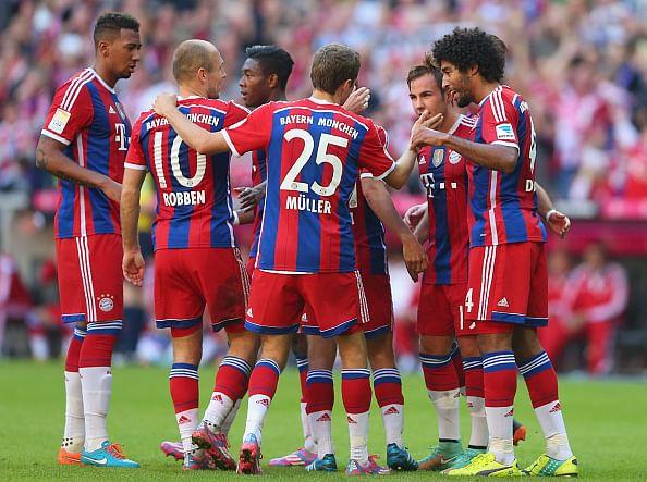 Bundesliga: Bayern Munich humiliate Werder Bremen, Bayer Leverkusen held