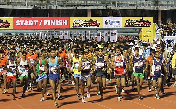 Planning and executing the Bengaluru Marathon