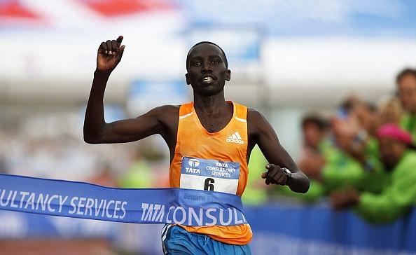 Bernard Kipyego wins Amsterdam Marathon, clocks 2:06:22