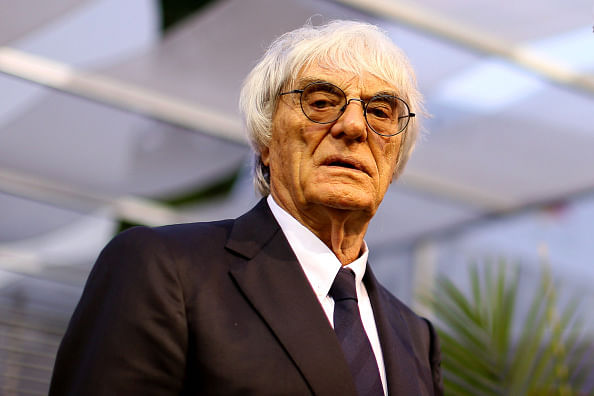 Ecclestone acts as mediator to solve Caterham dispute
