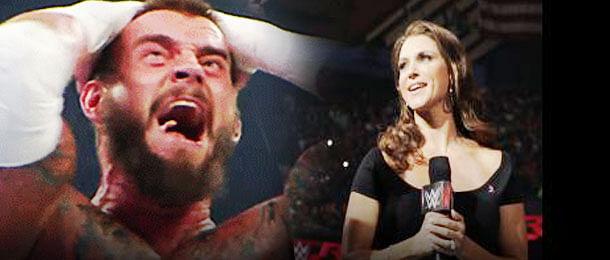 Did Stephanie McMahon take a personal shot at CM Punk?