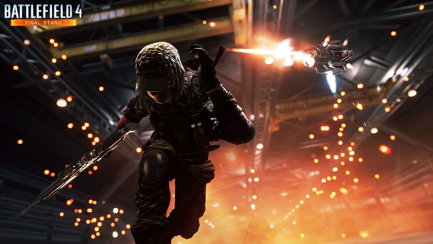 More details revealed for Battlefield 4 : Final Stand Expansion Pack
