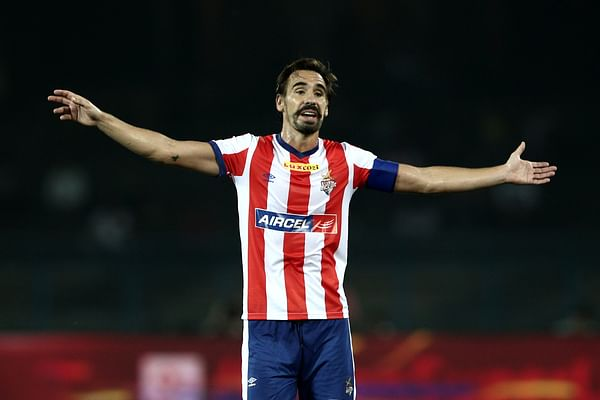 Borja has been a important player in making Atletico De Kolkata successful in Indian Super League.