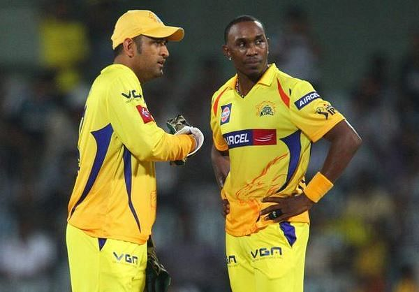 Still waiting for MS Dhoni to hit my slower balls out of the ground: Dwayne Bravo
