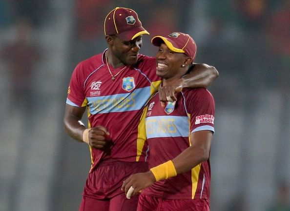 Bravo, Sammy, Pollard and Russell to play in South Africa's Ram Slam T20
