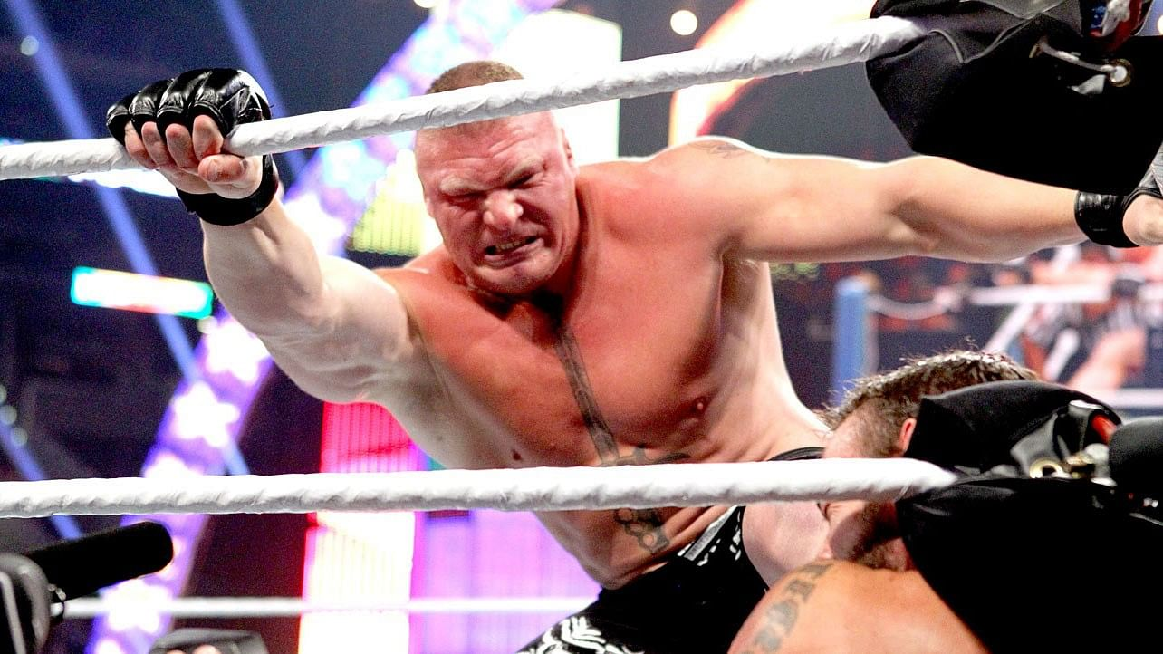 Brock Lesnar added to another episode of WWE Raw