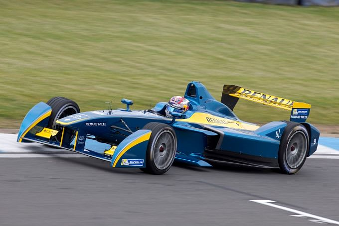 Formula E a possibility in India in 2016-17: Mahindra