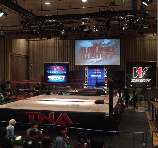 TNA Bound for Glory 2014 spoilers