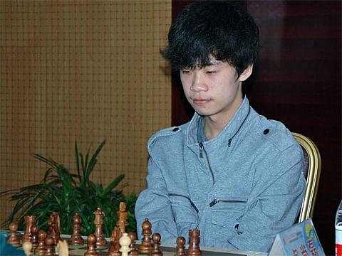 China's Lu Shanglei crowned World junior chess champ
