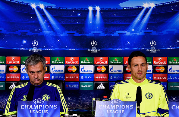 Video: Chelsea's Jose Mourinho and Nemanja Matic press-conference ahead of the Maribor tie