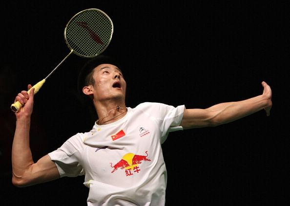 Chinese players sweep golds at Denmark Open