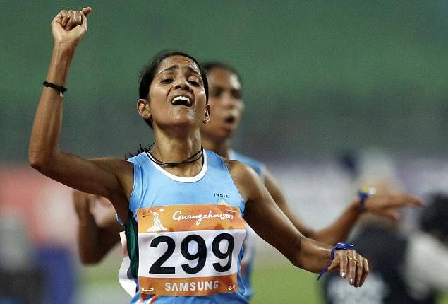 Asian Games 2014: Indians finish 4th, 8th in women's 5,000m final
