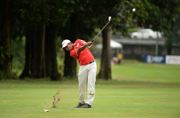 Indian golfer S.S.P Chowrasia finishes tied 5th in Hong Kong
