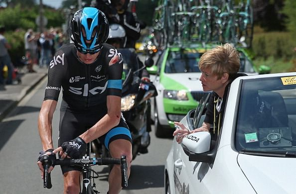 Chris Froome may skip 2015 Tour de France