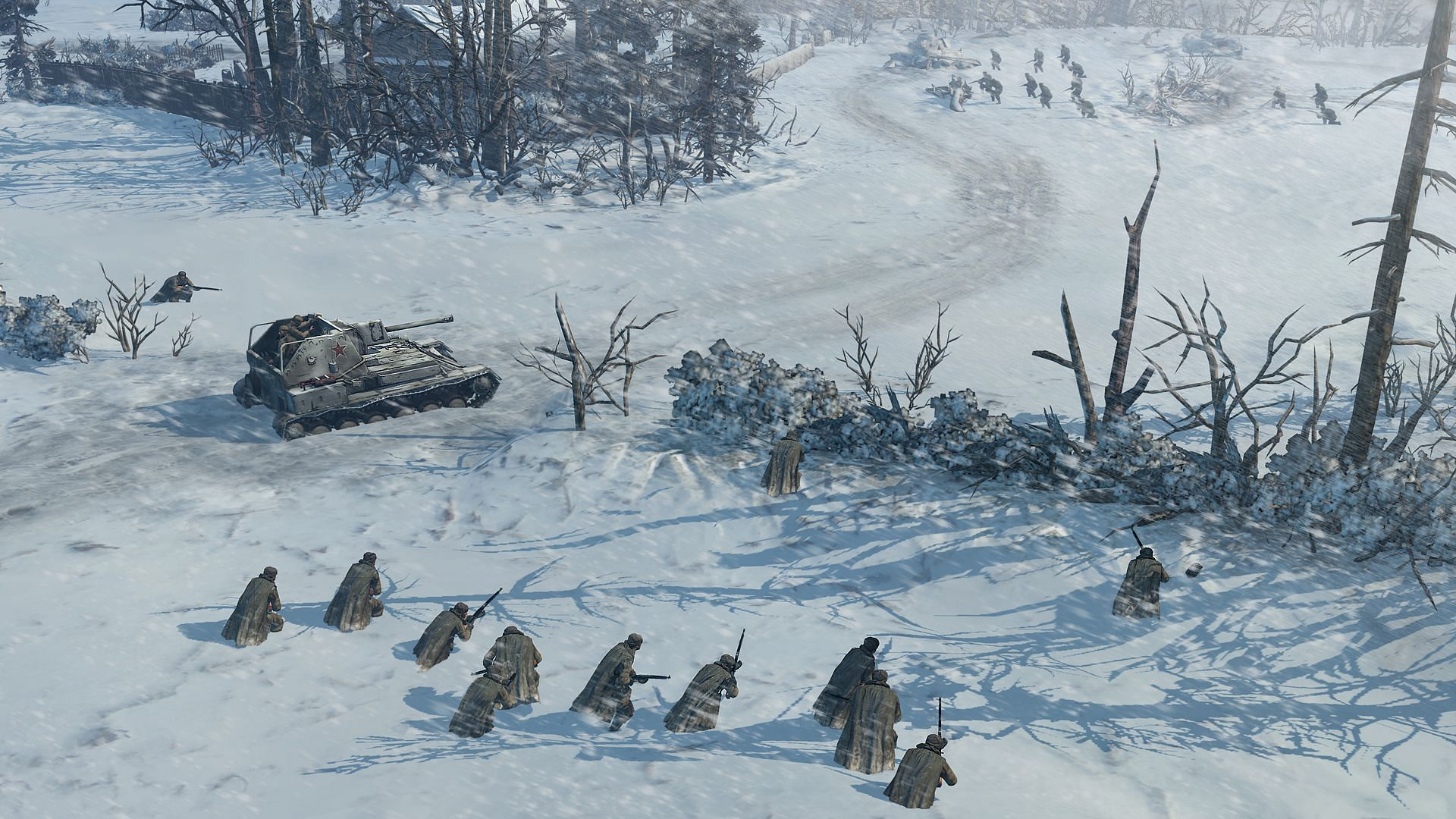 Company of Heroes 2 gets new update that includes Mod Tools & Observer Mode