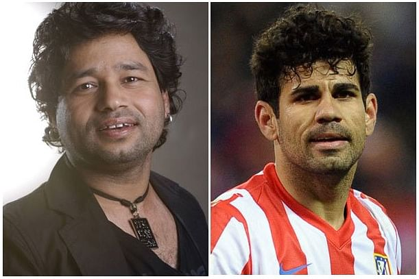The Doppelganger XI: Footballers and their famous look-a-likes