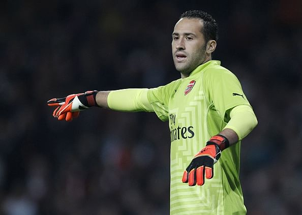 Arsenal's injury crisis deepens as goalkeeper David Ospina ruled out of Anderlecht tie