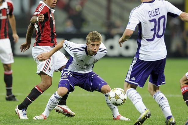 Anderlecht's treasured asset Dennis Praet primed to shine against Arsenal