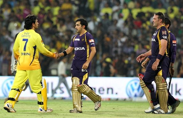 CLT20 2014: Preview - Thriller on the cards as KKR take on CSK in final