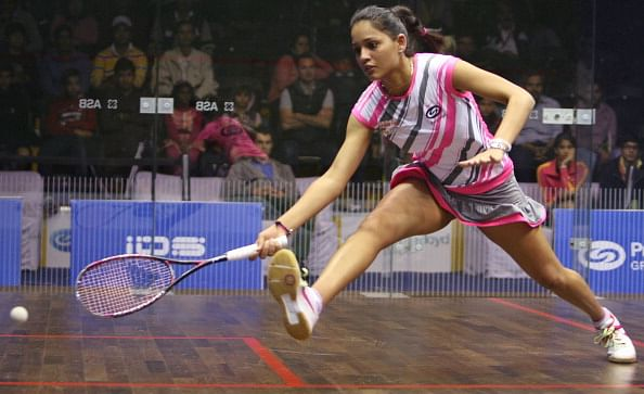 In-form Dipika Pallikal leads way into semis