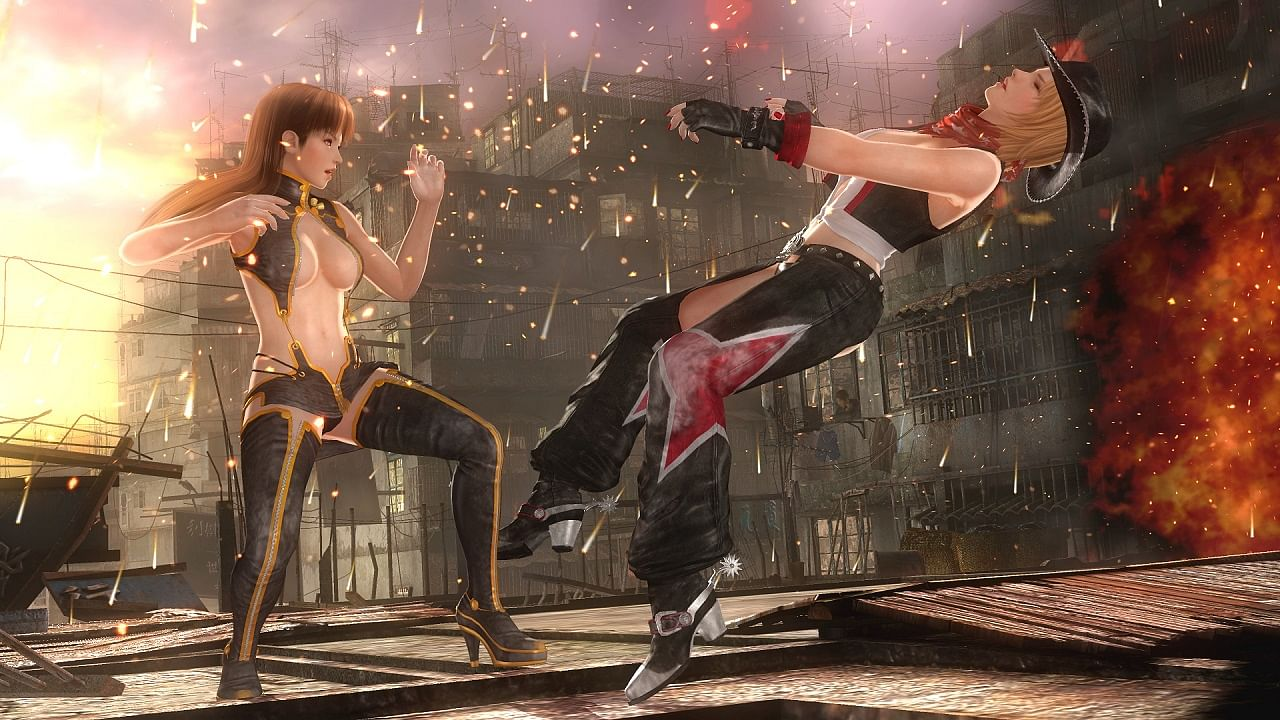 Dead Or Alive 5: Last round receives Western release date