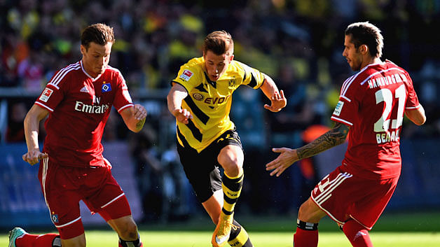 Borussia Dortmund 0-1 Hamburger SV : 5 talking points