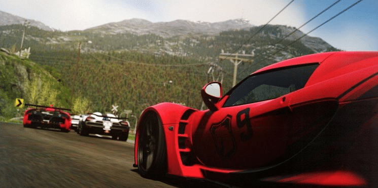 Many features not accessible in the game Driveclub for some