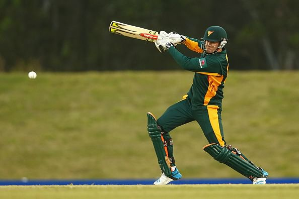 Ben Dunk gets maiden national call-up; named as wicket-keeper in Australian T20 squad to face South Africa