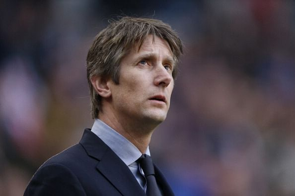 Interview with Edwin van der Sar -