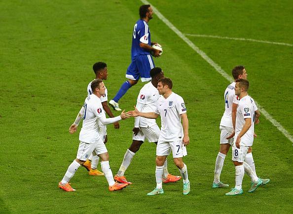 Highlights: England thrash San Marino 5-0 in Euro 2016 qualifier
